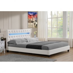 mikono queen led bed