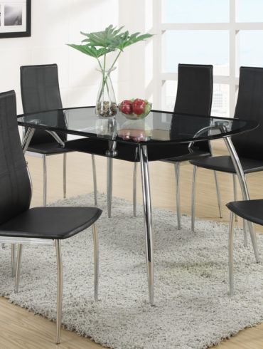 4 chairs dining table set