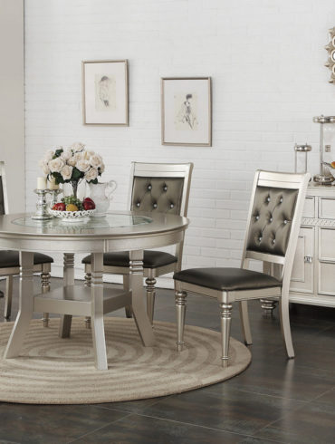 Danette 5 Piece Round Table