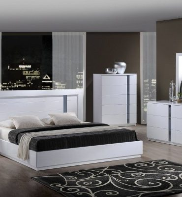 Jody 5-pieces Queen Bedroom Set