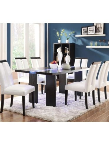 KENNETH 7 PIECES DINNING SET