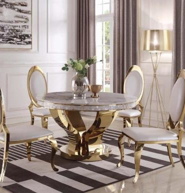 Contemporary glamorous Dinning table
