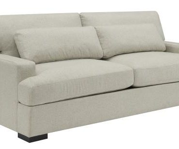 Beich linen like sofa