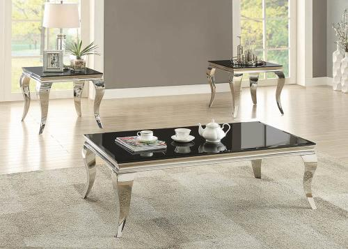 Black Glass Coffee Table Top Miami Gallery Furniture