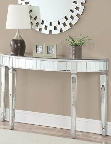 CONSOLE MIRROR TABLE