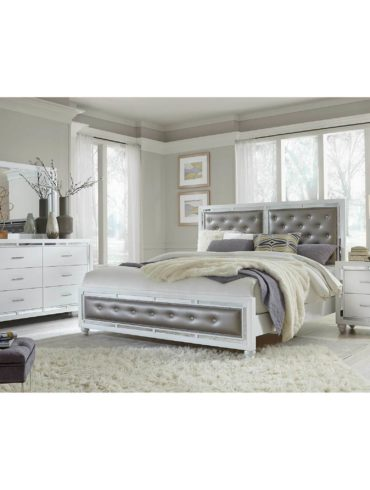 Suzan Queen Bed