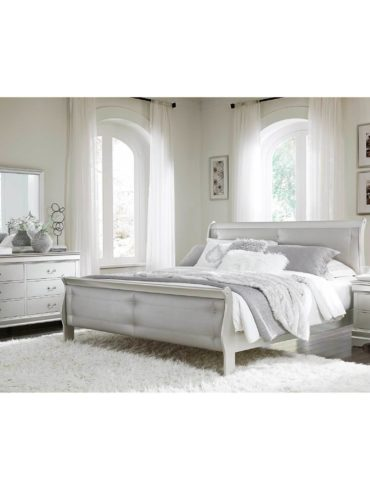 Yessica Queen Bed