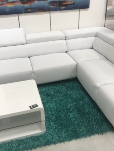 white left or right sectional