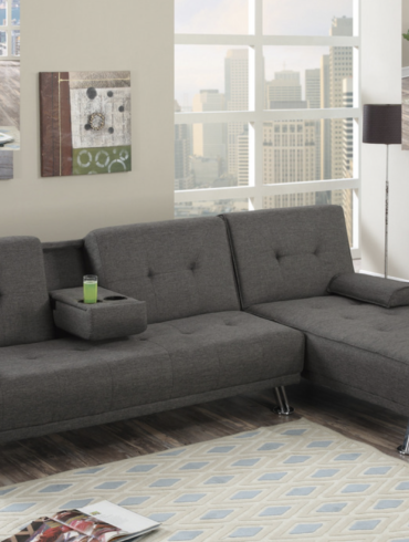 Adjustable Sectional Sofa